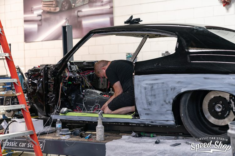 71 Chevelle - Build Photos-401