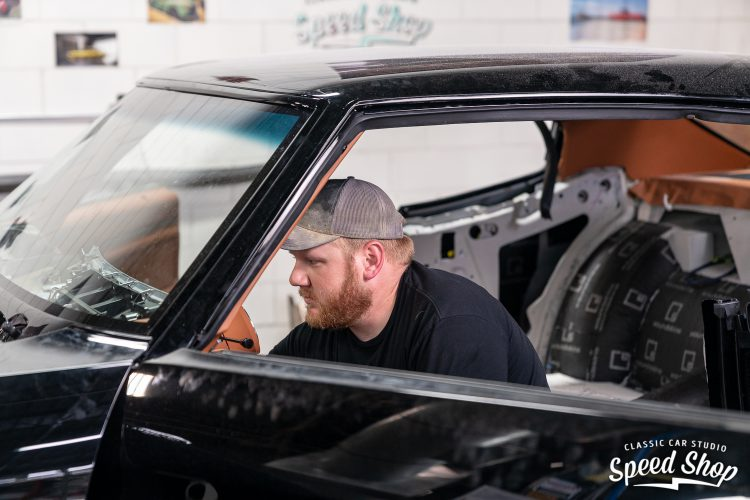 71 Chevelle - Build Photos-446
