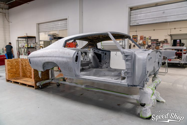 71 Chevelle - Build Photos-5