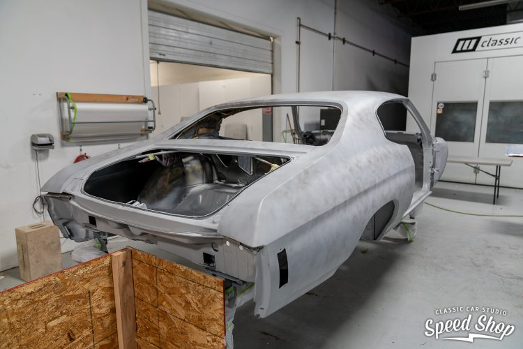 71 Chevelle - Build Photos-7