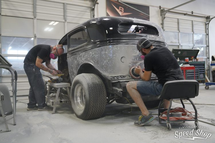 34_Ford-Build Photos-Early Shots-1