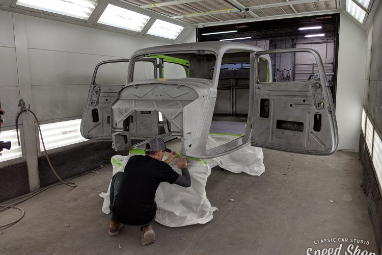 34_Ford-Build Photos-Early Shots-3