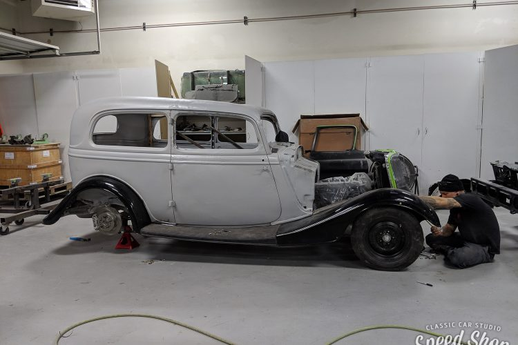 34_Ford-Build Photos-Early Shots-60