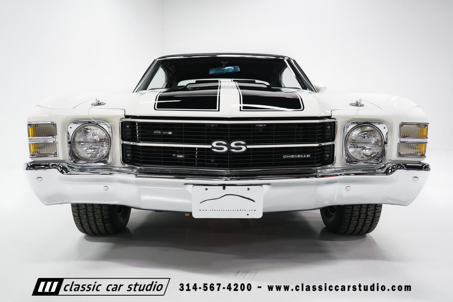 1971 chevrolet chevelle ss classic car studio. Black Bedroom Furniture Sets. Home Design Ideas
