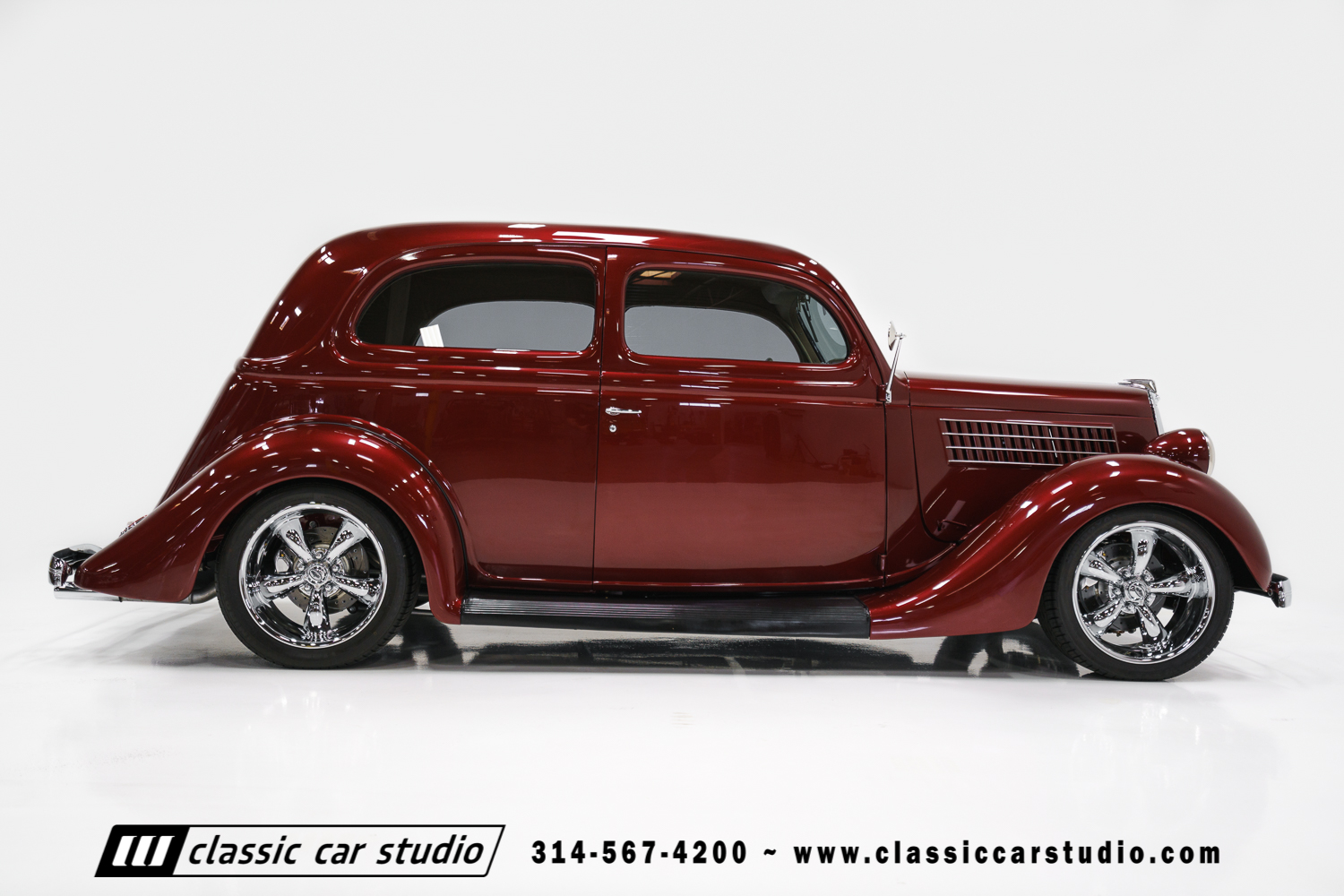 1935 Ford Sedan Sedan Classic Car Studio