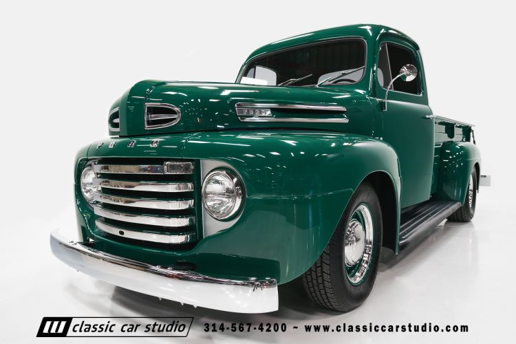 Ford Truck Enthusiast >> 1949 Ford F1 Pickup | Classic Car Studio