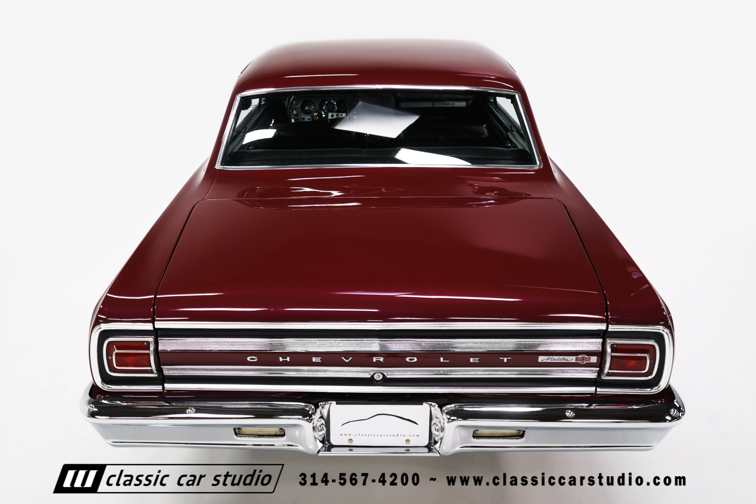 1965 Chevrolet Chevelle Ss Classic Car Studio Holley 4150 Exploded Diagrams The Old Manual Project Previous Next