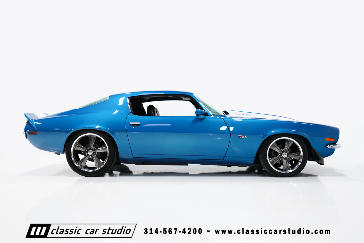 1972 Chevrolet Camaro Classic Car Studio
