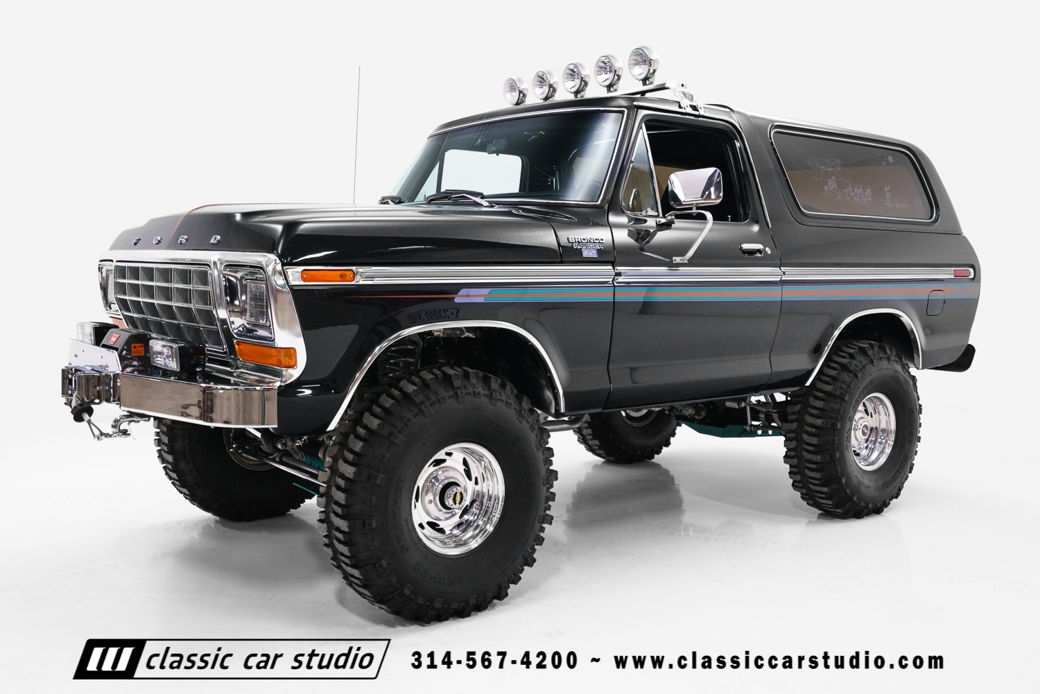 1978 ford bronco classic car studio. Black Bedroom Furniture Sets. Home Design Ideas