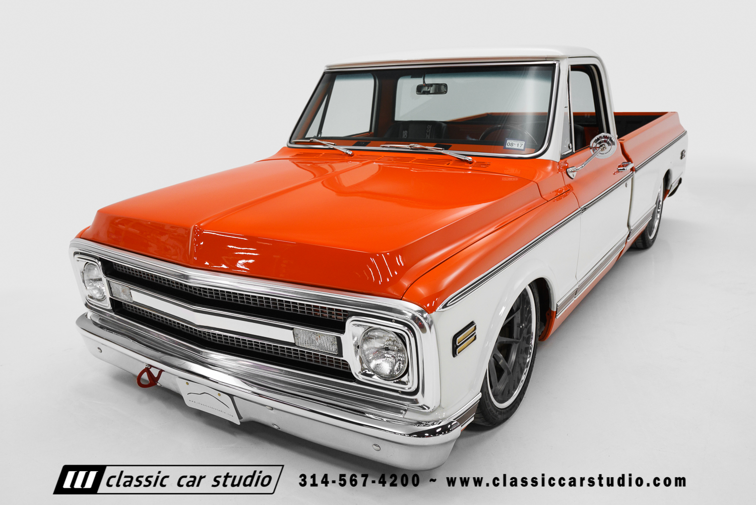 1970 Chevrolet C10 Pro Touring Classic Car Studio 1961 Chevy Short Bed 70 2