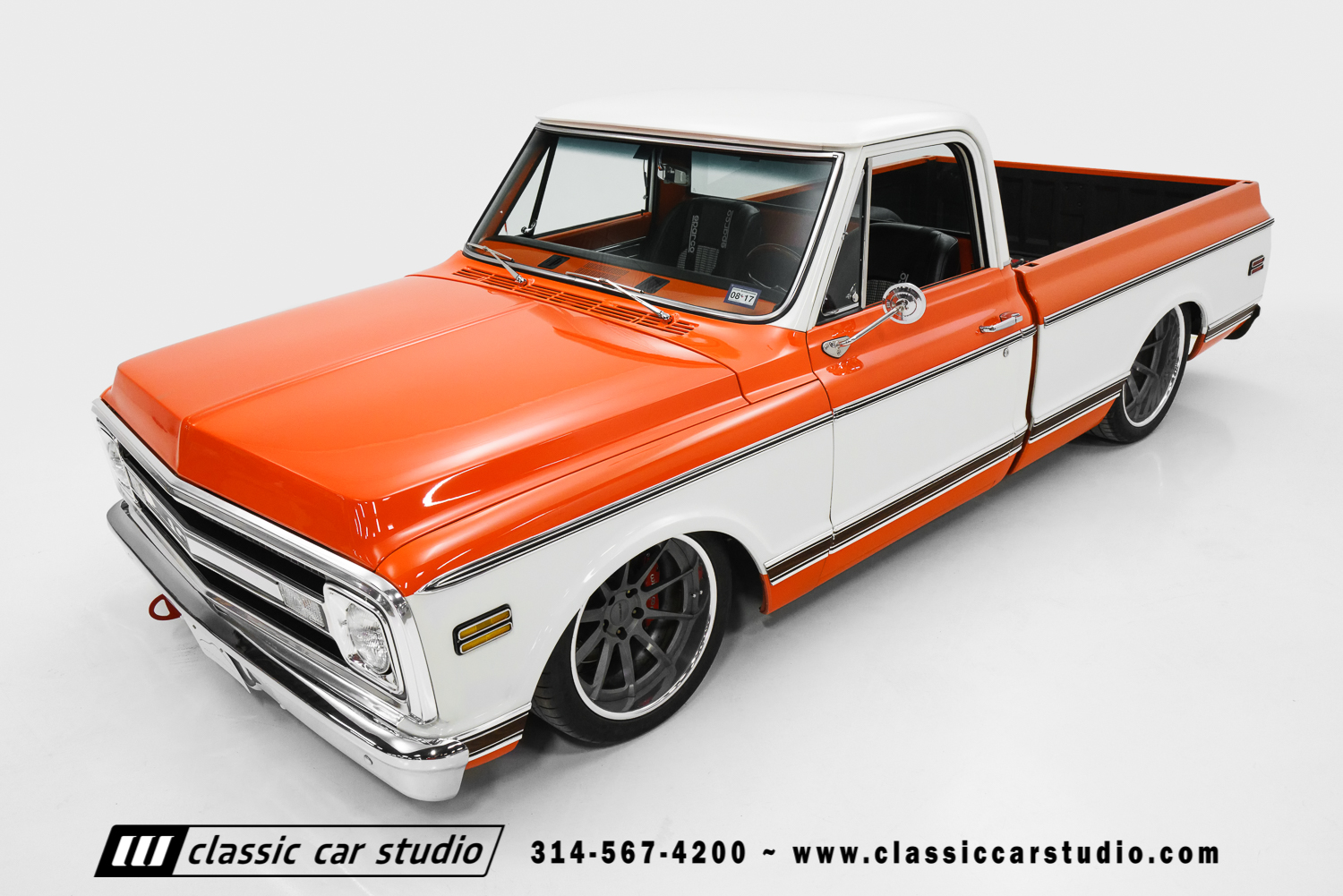 1970 Chevrolet C10 Pro Touring Classic Car Studio 1966 Chevy Trucks For Sale 70 4