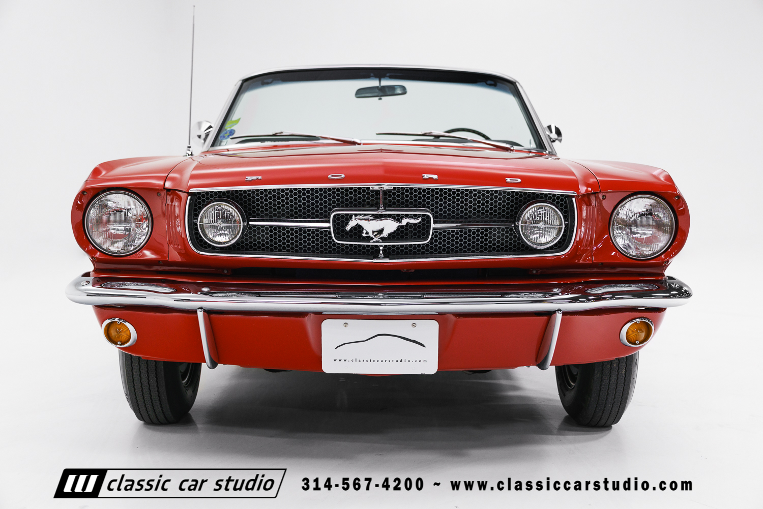 1965 ford mustang gt classic car studio. Black Bedroom Furniture Sets. Home Design Ideas