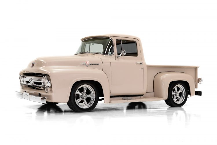 56 Ford F100 - #1846 - Showcase-1