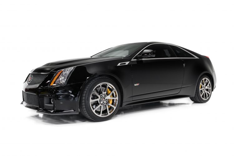 Cadillac CTS-V-#1887-Showcase-1