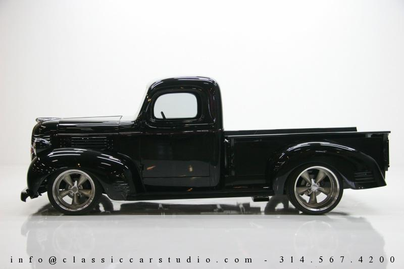 1947 Dodge Pickup Pickup Truck | Clic Car Studio
