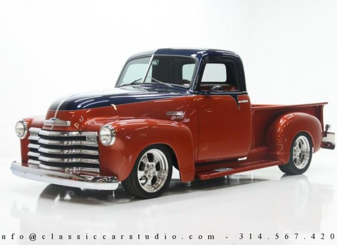 Inventory Gallery on Custom 1970 Chevy Pickup Truck