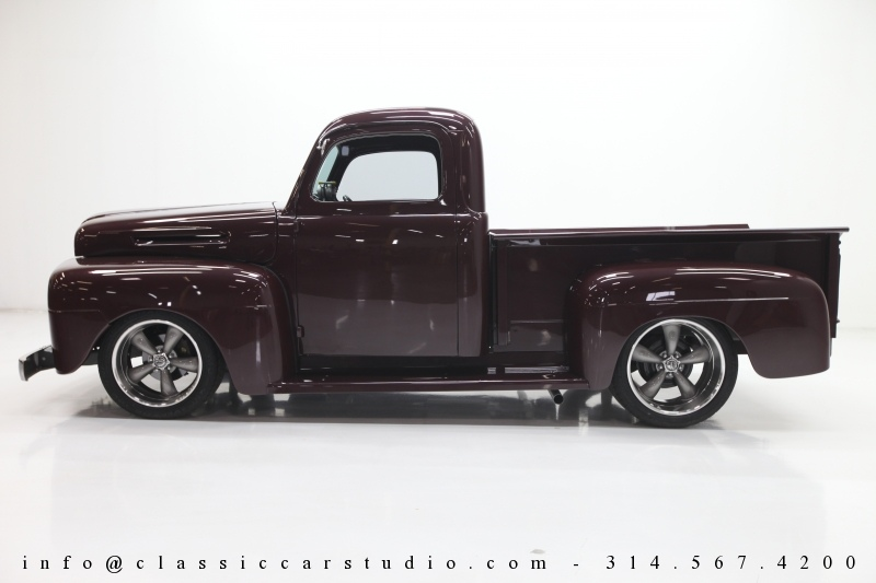 1950 ford f1 pickup truck classic car studio. Black Bedroom Furniture Sets. Home Design Ideas