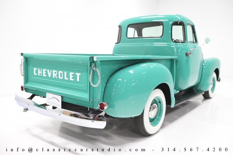 1955 Chevrolet 3100 First Series Pickup Truck Classic