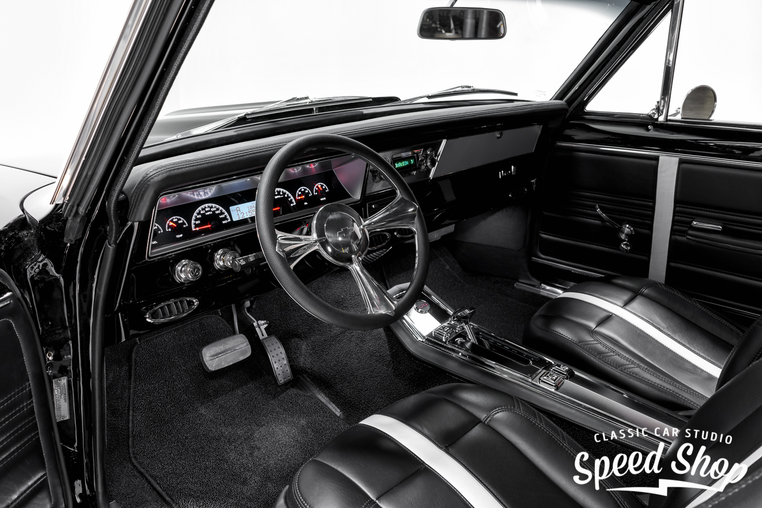 muscle car custom interior | Psoriasisguru.com