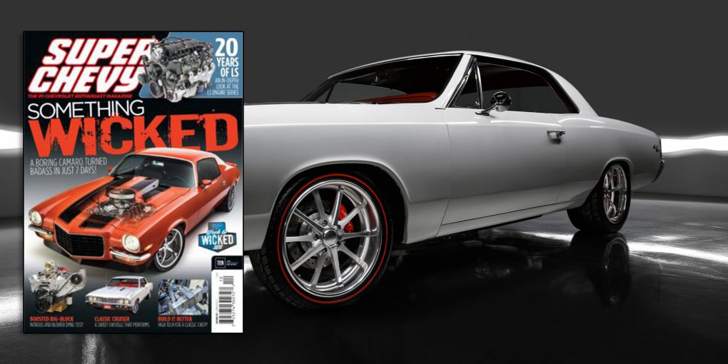 67 Chevelle Frostbite – SS Cover