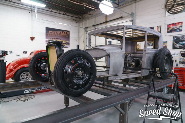 31 Ford - Build Photos-128