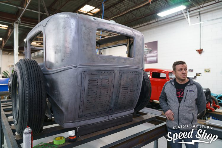 31 Ford - Build Photos-129