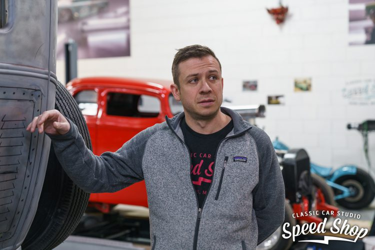 31 Ford - Build Photos-130