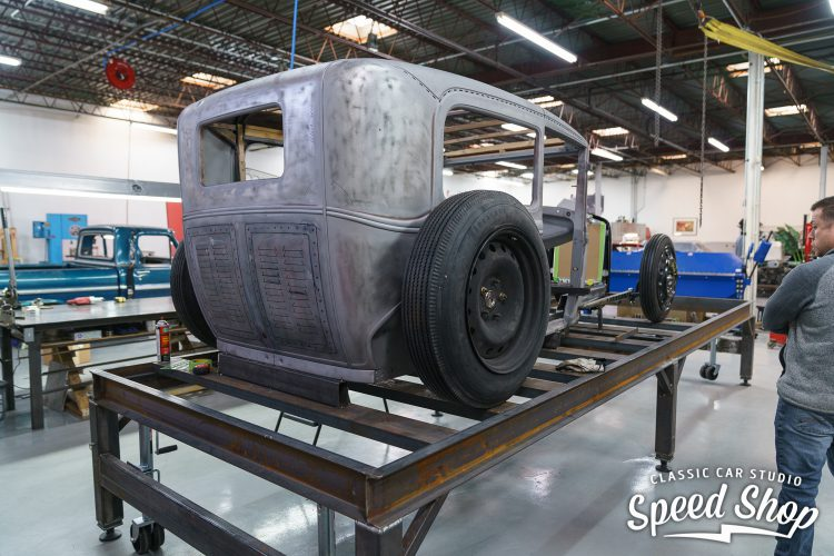 31 Ford - Build Photos-132