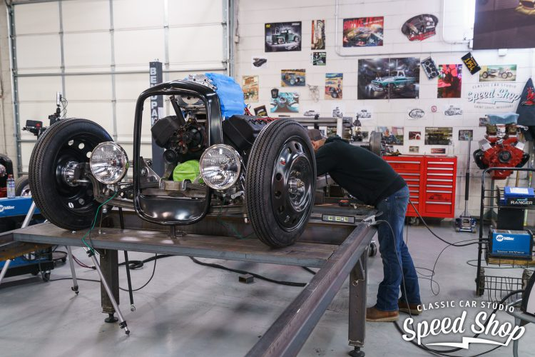 31 Ford - Build Photos-155
