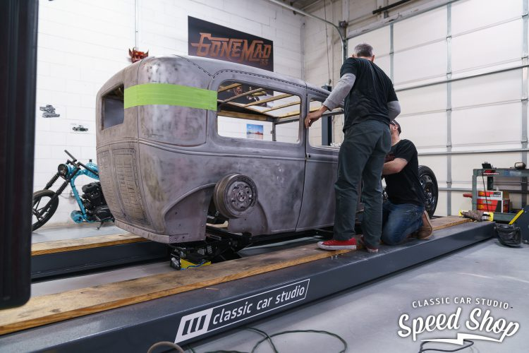 31 Ford - Build Photos-158