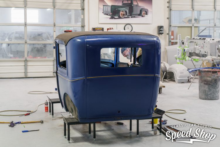 31 Ford - Build Photos-20