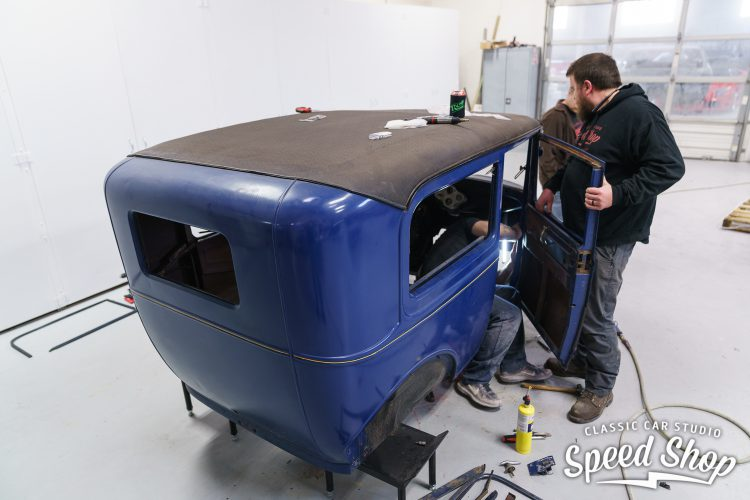 31 Ford - Build Photos-27