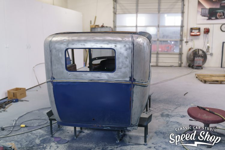 31 Ford - Build Photos-34