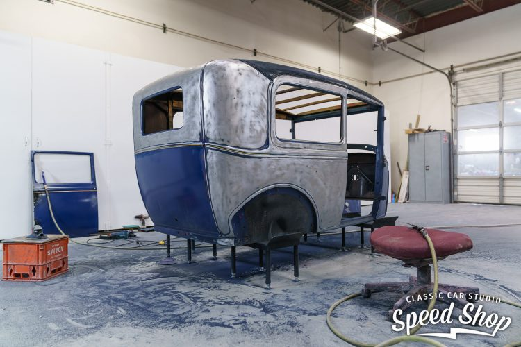 31 Ford - Build Photos-35