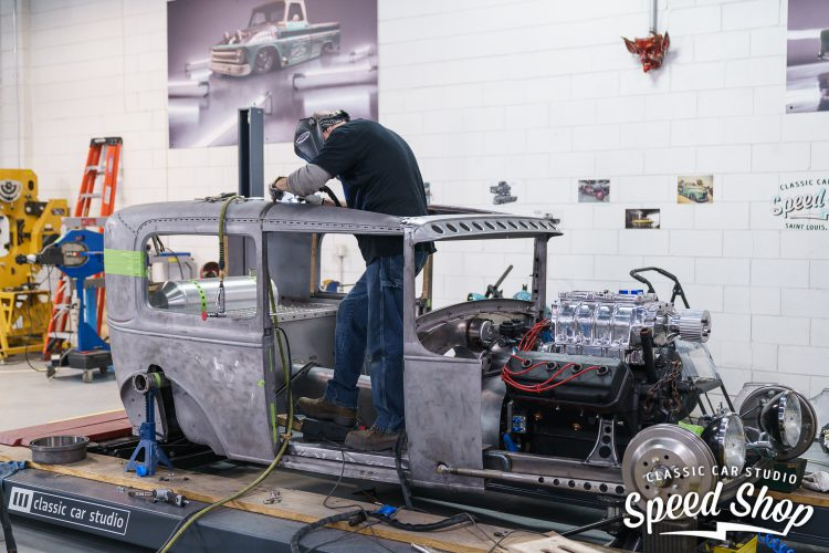 31 Ford - Build Photos-378