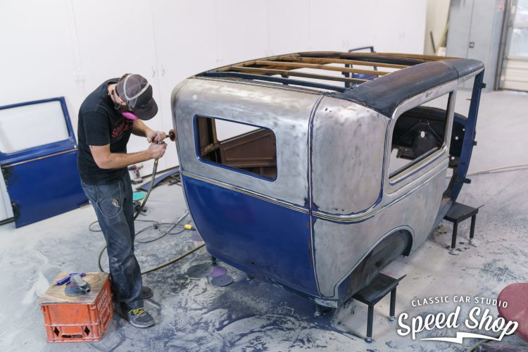 31 Ford - Build Photos-40