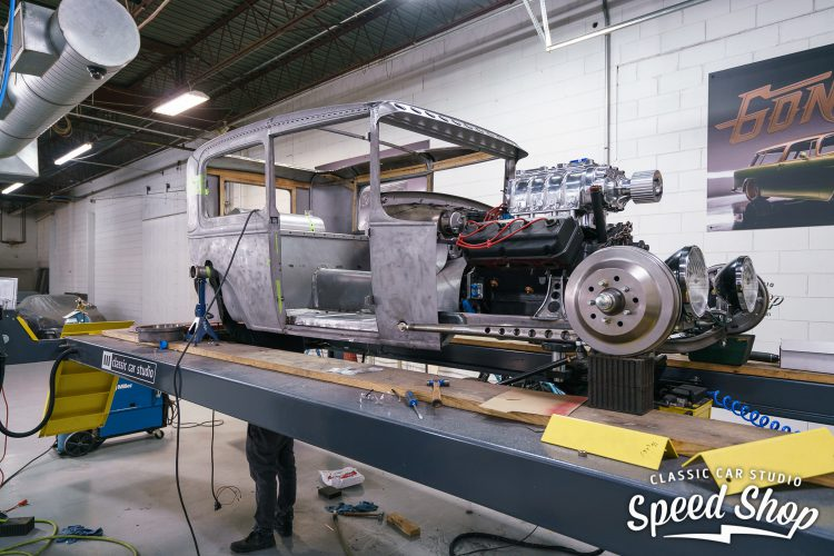 31 Ford - Build Photos-401
