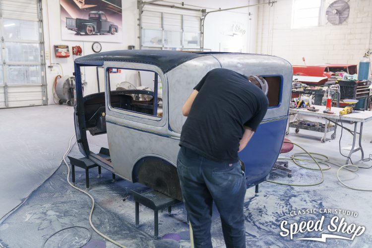 31 Ford - Build Photos-41