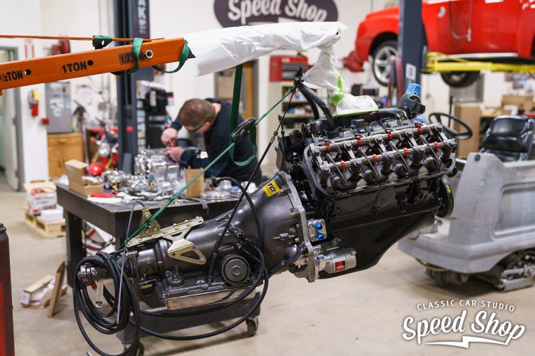 31 Ford - Build Photos-429