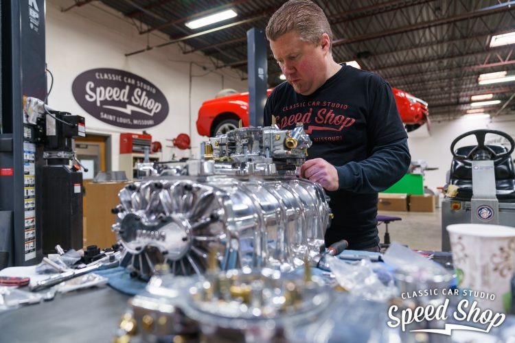 31 Ford - Build Photos-445