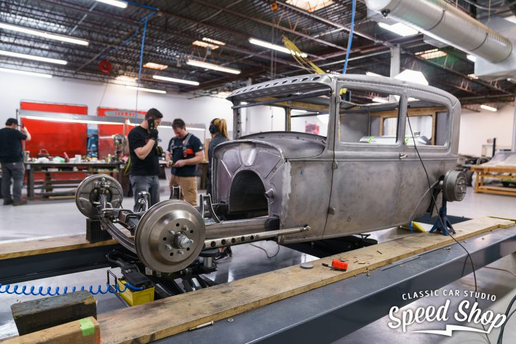 31 Ford - Build Photos-464