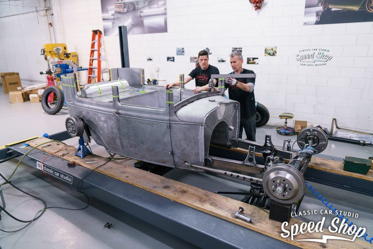 31 Ford - Build Photos-491