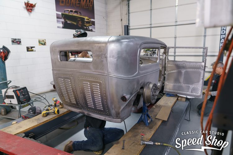 31 Ford - Build Photos-516