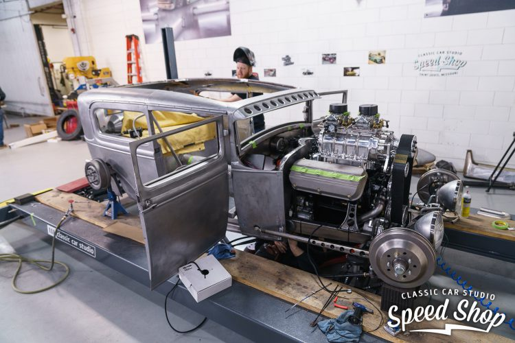 31 Ford - Build Photos-519