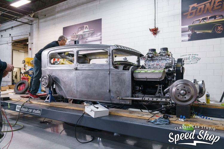 31 Ford - Build Photos-523