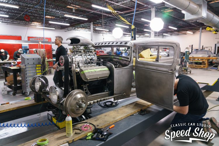 31 Ford - Build Photos-525