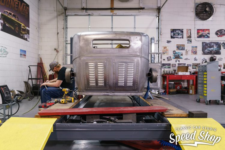 31 Ford - Build Photos-538