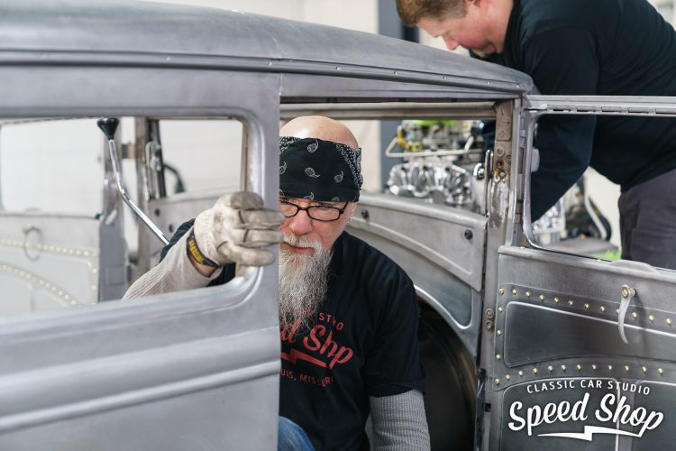 31 Ford - Build Photos-542