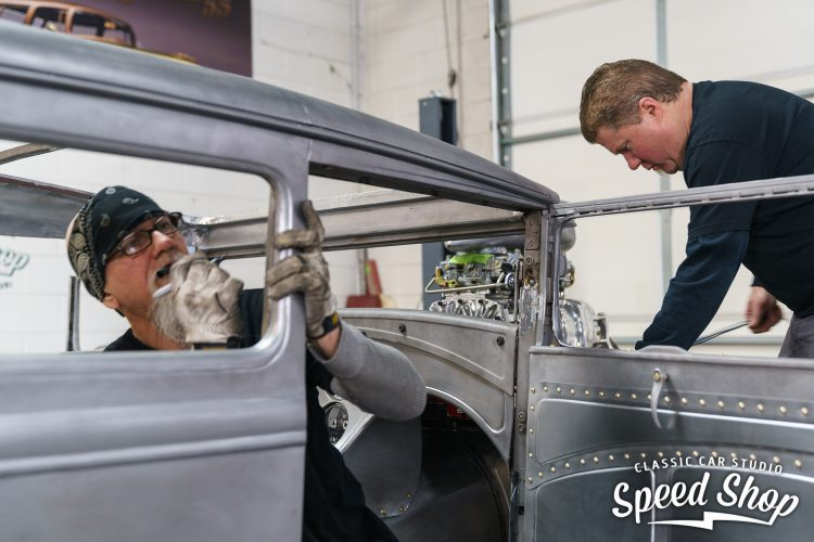 31 Ford - Build Photos-543