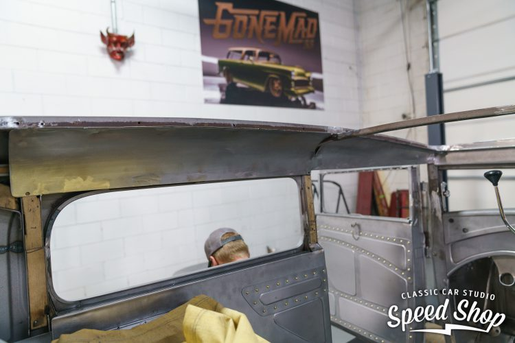 31 Ford - Build Photos-570